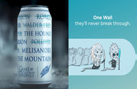 """Gra o tron"" w reklamach, foto: kadr z wideo Mountain Dew, Facebook Score India"