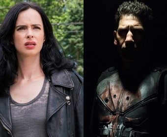 Jessica Jones i The Punisher