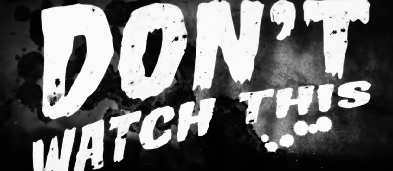 """Netflix prezentuje antologię horrorów na Halloween. Zobacz zwiastun miniserialu """"Nie oglądaj tego!"""""""