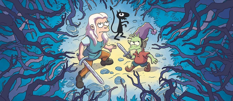 """Netflix zapowiedział nowy serial twórcy """"Simpsonów"""" o tytule """"Rozczarowani"""""""