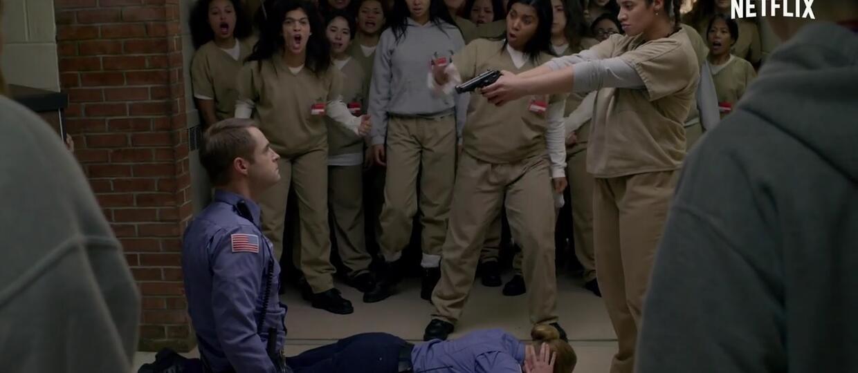 """""""Orange Is The New Black"""" z zapowiedzią i zdjęciami z 5. sezonu"""