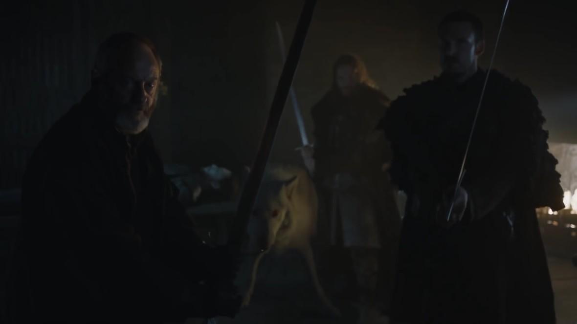 """Pierwszy fragment sceny z 6. sezonu """"Gry o tron"""""""