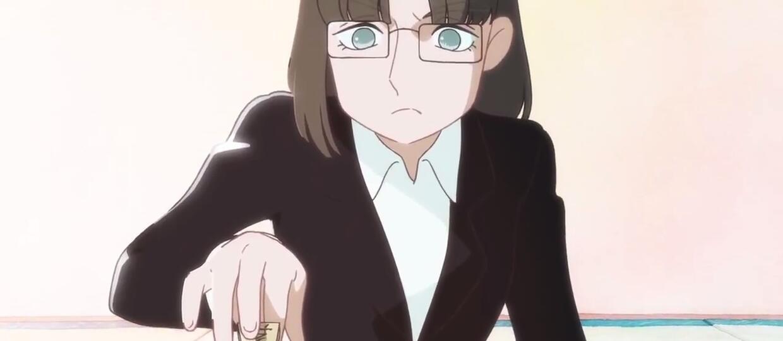 kadr z filmu Susume Karolina