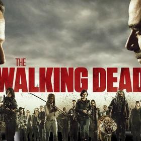Rick Grimes vs Negan w 8. sezonie The Walking Dead