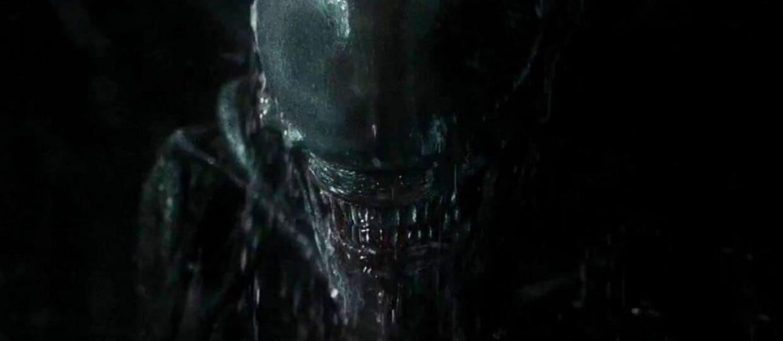kadr z filmu Obcy: Przymierze
