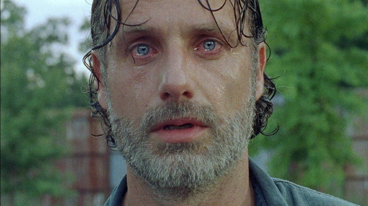 Rick Grimes (Andrew Lincoln)