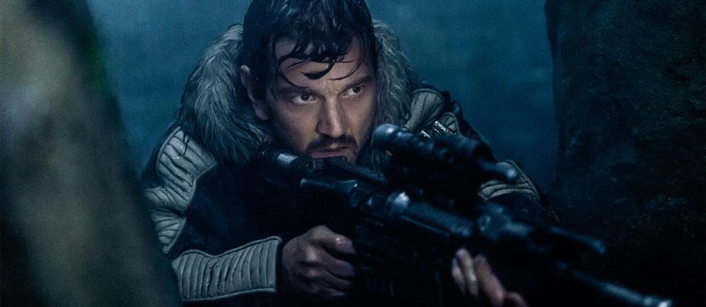Diego Luna jako Cassian Andor
