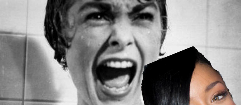 """Rihanna odtworzyła słynną scenę z """"Psychozy"""" w serialu """"Bates Motel"""""""