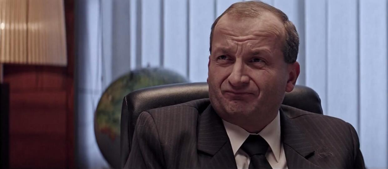 Robert Górski jako Jarosław Kaczyński w dwóch odcinkach serialu