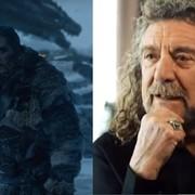 Jon Snow Robert Plant