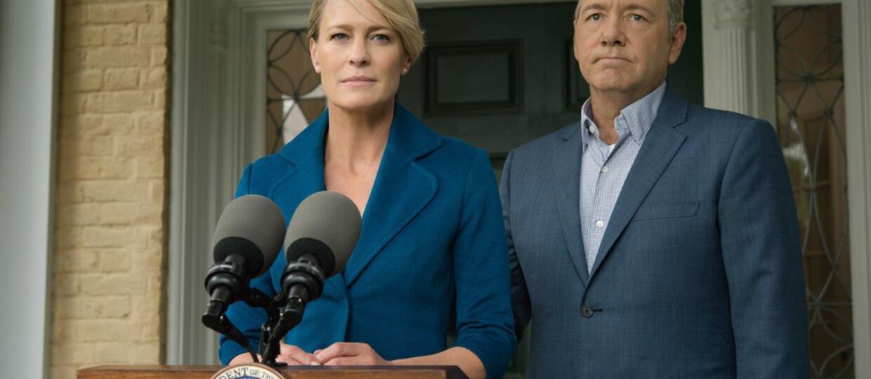 """Robin Wright za """"House of Cards"""" będzie zarabiać tyle co Kevin Spacey"""