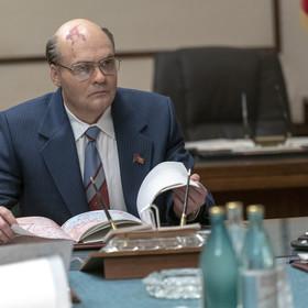 kadr z serialu Czarnobyl