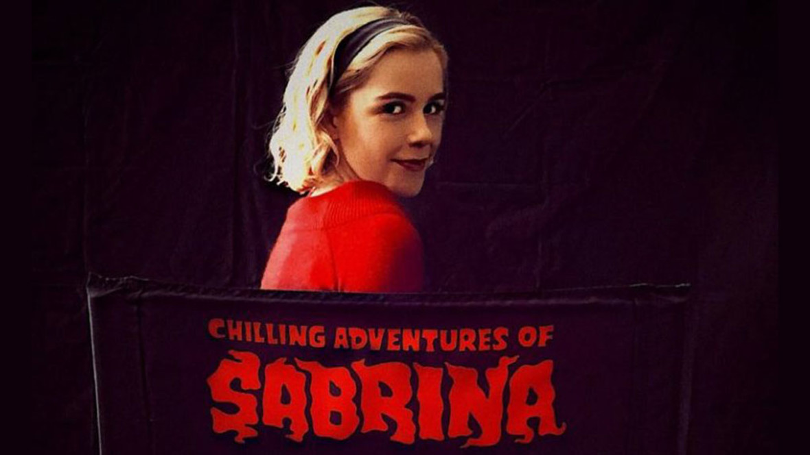 1. Chilling Adventures of Sabrina (Netflix) recommendations