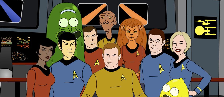 """Scenarzysta """"Ricka i Morty'ego"""" stworzy nowego animowanego """"Star Treka"""""""