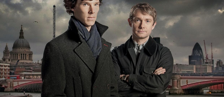 """""""Sherlock"""" skończy się po 4. sezonie?"""