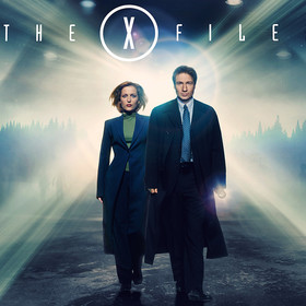 Mulder (David Duchowny) i Scully (Gillian Anderson)