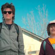 Steve i Dustin w 2. sezonie Stranger Things