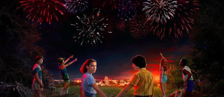 """""""Stranger Things 3"""" - data premiery, nowy plakat i niepokojący noworoczny teaser serialu Netfliksa"""