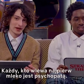 Stranger Things sezon 3