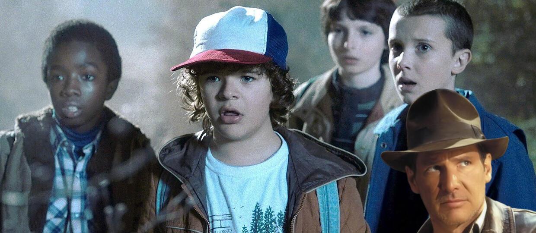 """""""Stranger Things"""" w 2. sezonie będzie jak """"Indiana Jones""""?"""