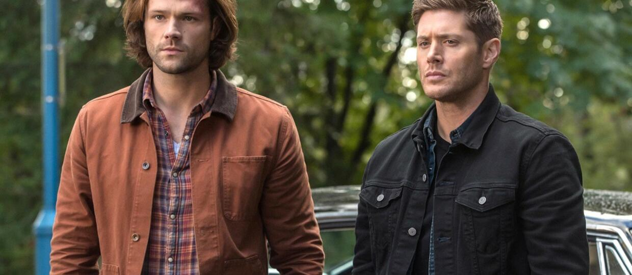 Supernatural - Sam i Dean