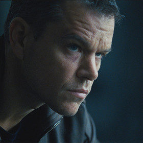 Jason Bourne (Matt Damon)
