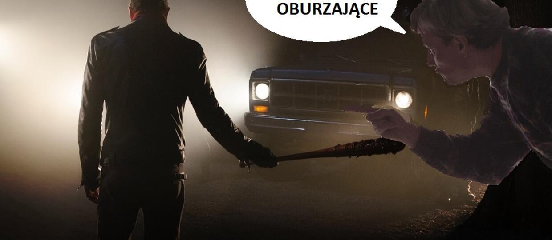 """""""The Walking Dead"""" oburzył konserwatywnych rodziców"""