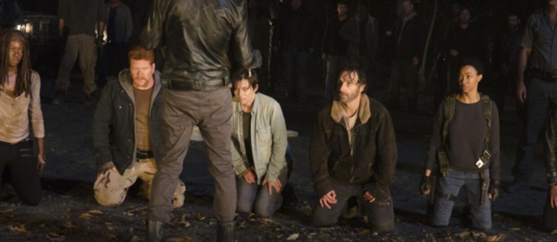 """""""The Walking Dead"""" ograniczy poziom brutalności"""