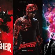 """Punisher"", ""Daredevil"" i ""Legion"", foto: materiały promocyjne"