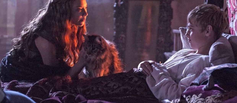 kadr z serialu Gra i tron