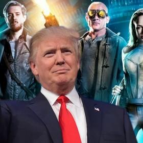 """W 4. sezonie """"Legends of Tomorrow"""" pojawi się młody Donald Trump?"""