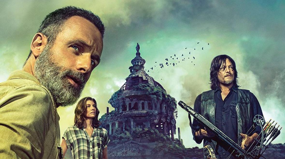"""W pierwszym odcinku 9. sezonu """"The Walking Dead"""" złożono hołd Wesowi Cravenowi"""