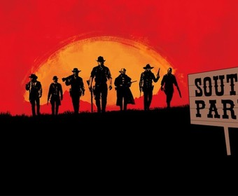 Red Dead Redemption 2 South Park