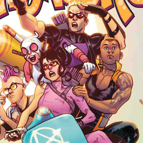 Weast Coast Avengers #1 (2018)