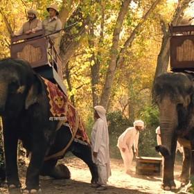 słonie w Westworld 2