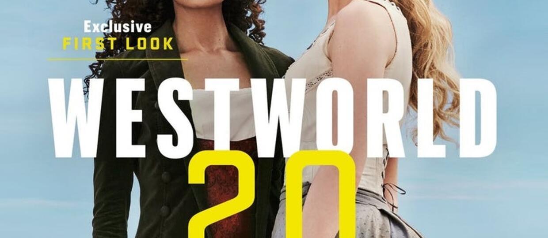 Westworld 2 - okładka EW