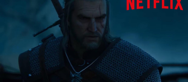 Wiedźmin na Netflix