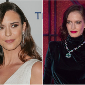 Odette Annable Eva Green