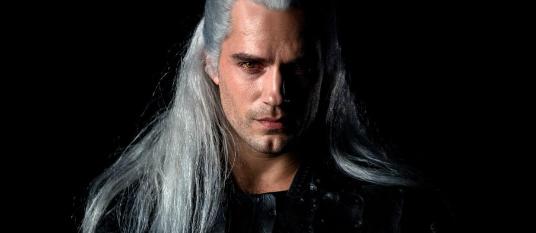 Wiedźmin Geralt Netflix