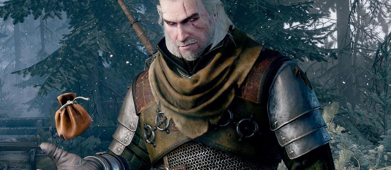 Geralt z Rivii w grze Wiedźmin 3: Dziki Gon