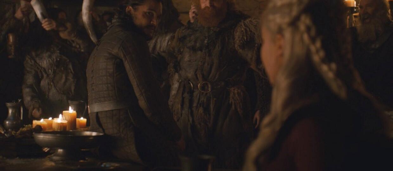 """Foto: kadr z 4. odcinka 8. sezonu """"Gry o tron"""""""