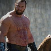 """Góra z """"Gry o tron"""": Jestem najsilniejszym człowiekiem na świecie"""