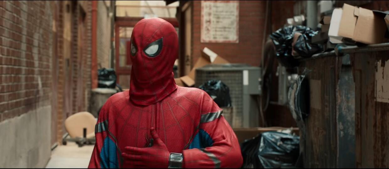 "3. zwiastun ""Spider-Man: Homecoming"""