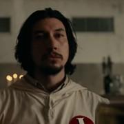 Adam Driver w filmie BlacKkKlansman