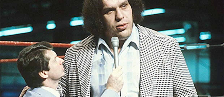 Andre the Giant - największy zapaśnik WWE. Zobacz zwiastun dokumentu HBO o słynnym wrestlerze