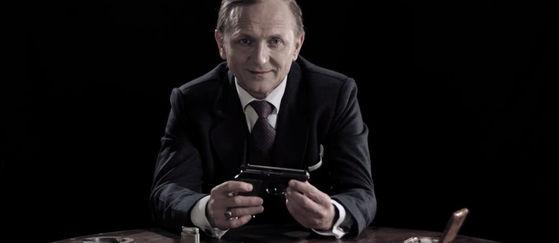 """Andrzej Chyra niczym Hannibal Lecter w """"Ach śpij kochanie"""""""