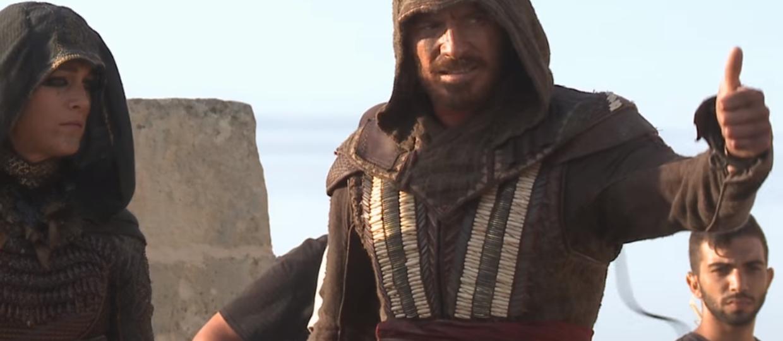 """""""Assassin's Creed"""" pokazany zza kulis"""