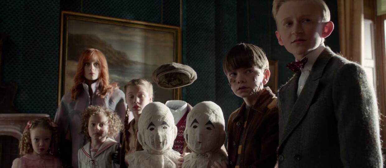 """Baśniowy zwiastun """"Osobliwego domu Pani Peregrine"""" Tima Burtona"""