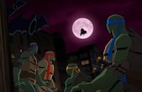 Batman kontra Żółwie Ninja