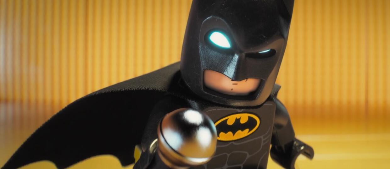 Batman z klocków LEGO w 1. zwiastunie